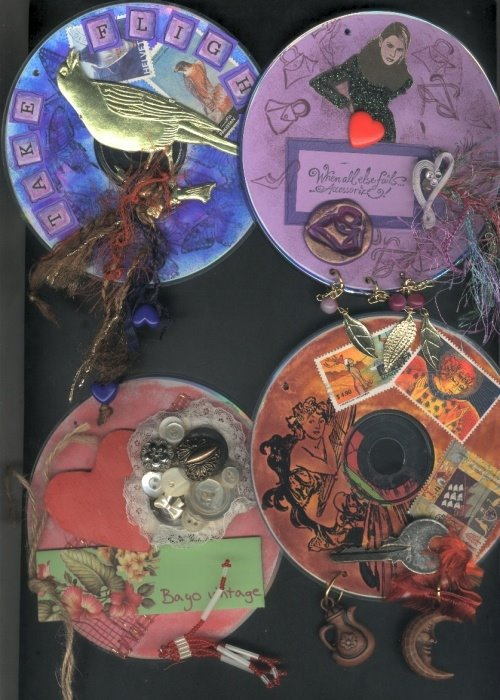 ALTERED CDS