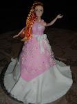 Fondent Barbie