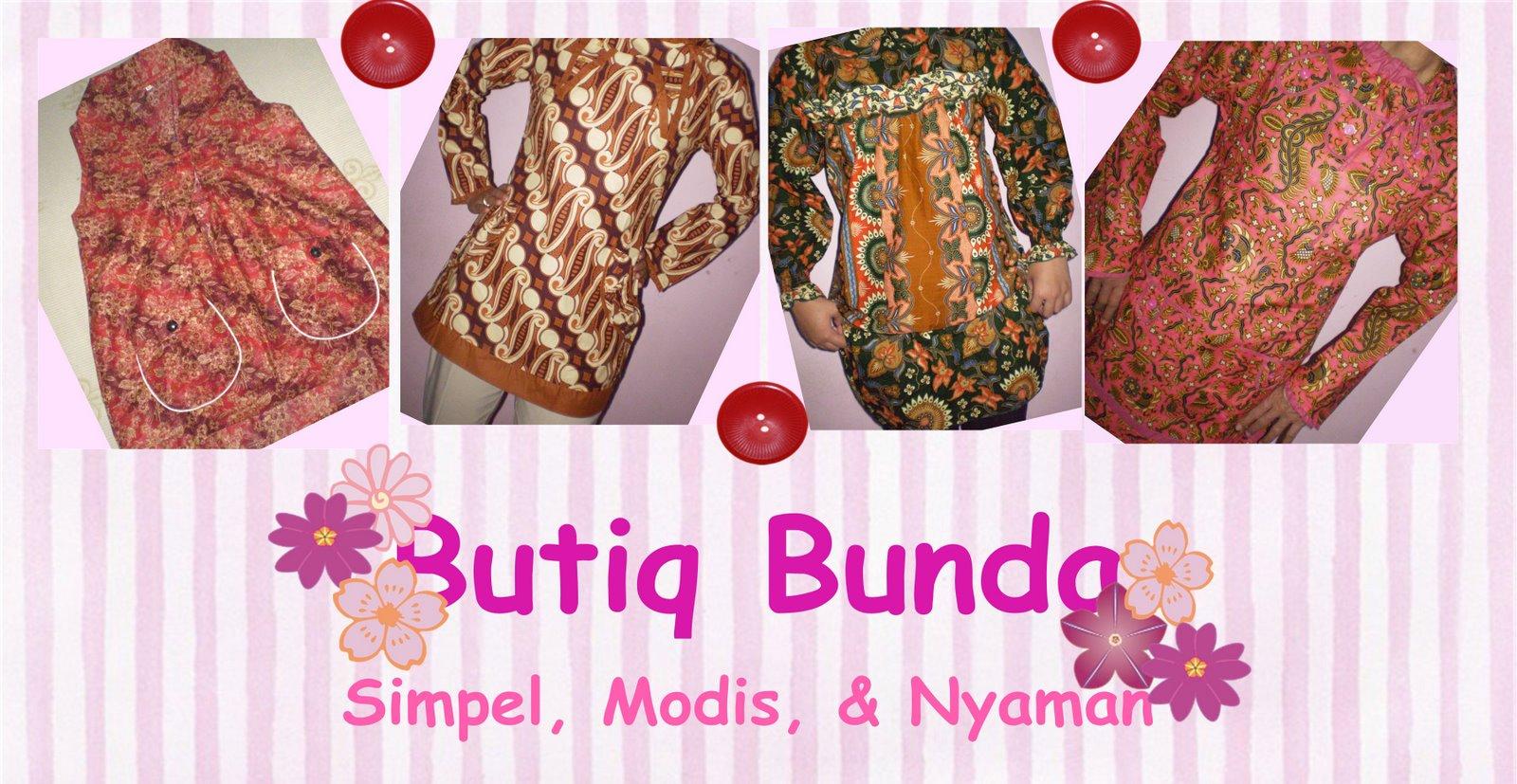 Butiq Bunda