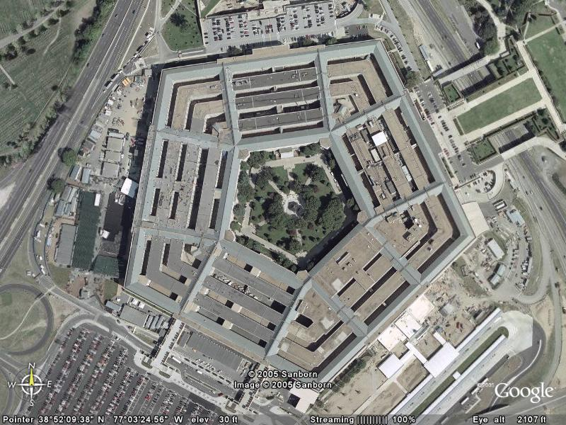 pentagon shaped things