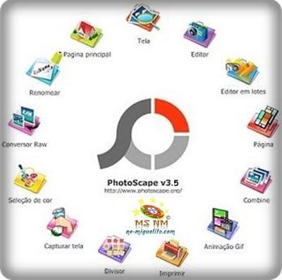 البرنامج الرائع Photoscape 3.5