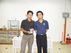 Shaifuddin & Joshua, 4 Wa