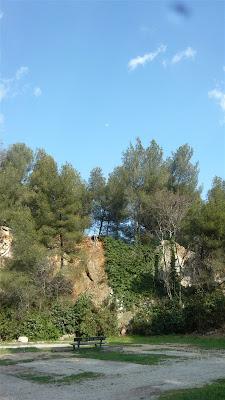 Un petit tour à la périphérie de Nîmes