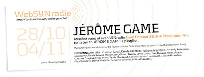 jgame websynradio eng600 Jérôme Game invité sur websynradio