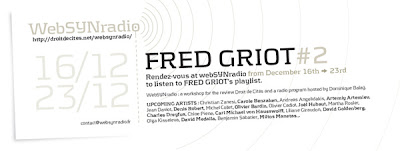 fred griot2 websynradio english600 Fred Griot Vox  Deuxième sur webynradio