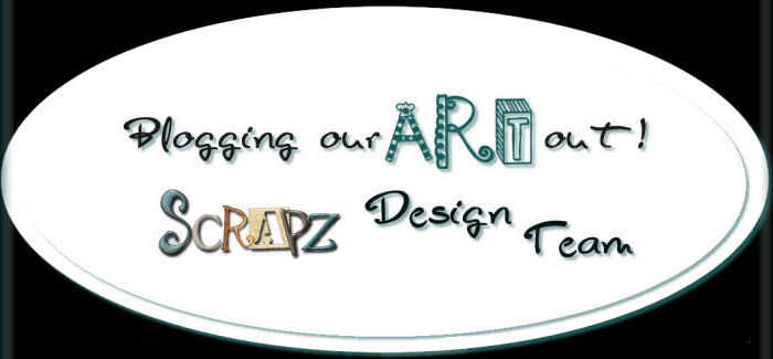 Scrapz Design Team blog - Blogging our ART out!