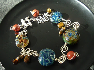 Artistic Endeavors in Wire, Metal, Glass and Gems
