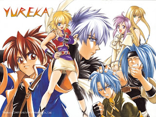 Yureka Anime