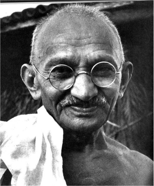 jesus and gandhi There he met the indian leader mohandas gandhi his conversations with gandhi broadened his theological and international vision  thurman presented the basic goal of jesus' life as helping the.