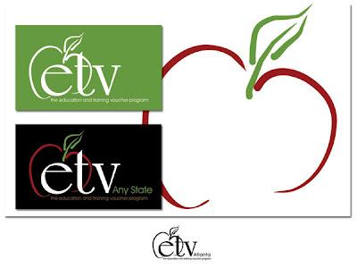 etv logo design