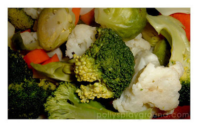 mixed vegetables photo