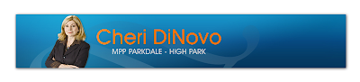 cheri dinovo website header