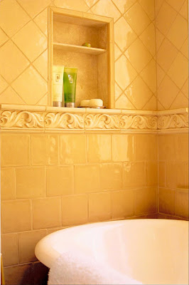 Wise Interiors Niches Ideas for Your Shower or Backsplasch