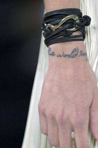 freja beha tattoos. Freja Beha Erichsen Tattoos