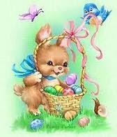 A Páscoa das crianças!