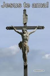 JESUS EU TE AMO !