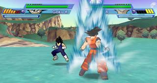 Trucchi Dragon Ball Z Shin Budokai 2