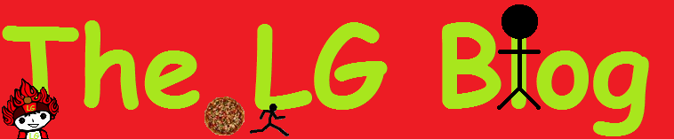 The LG blog