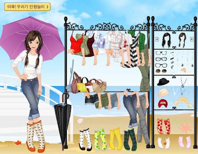 Moda y ropa para día de lluvia