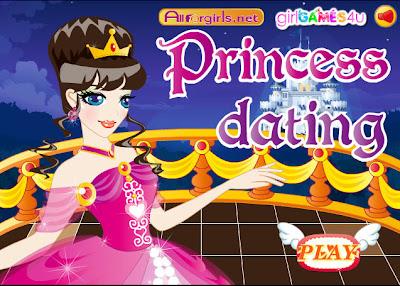 Vestir a Barbie Princesa de noche