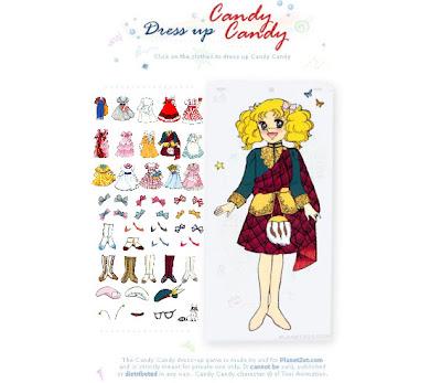 Vestir muñeca Candy