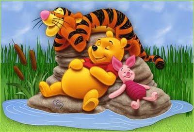 Juego de Winnie the Pooh