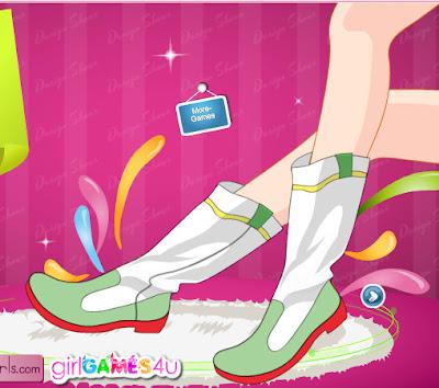 Diseñar zapatos y botas