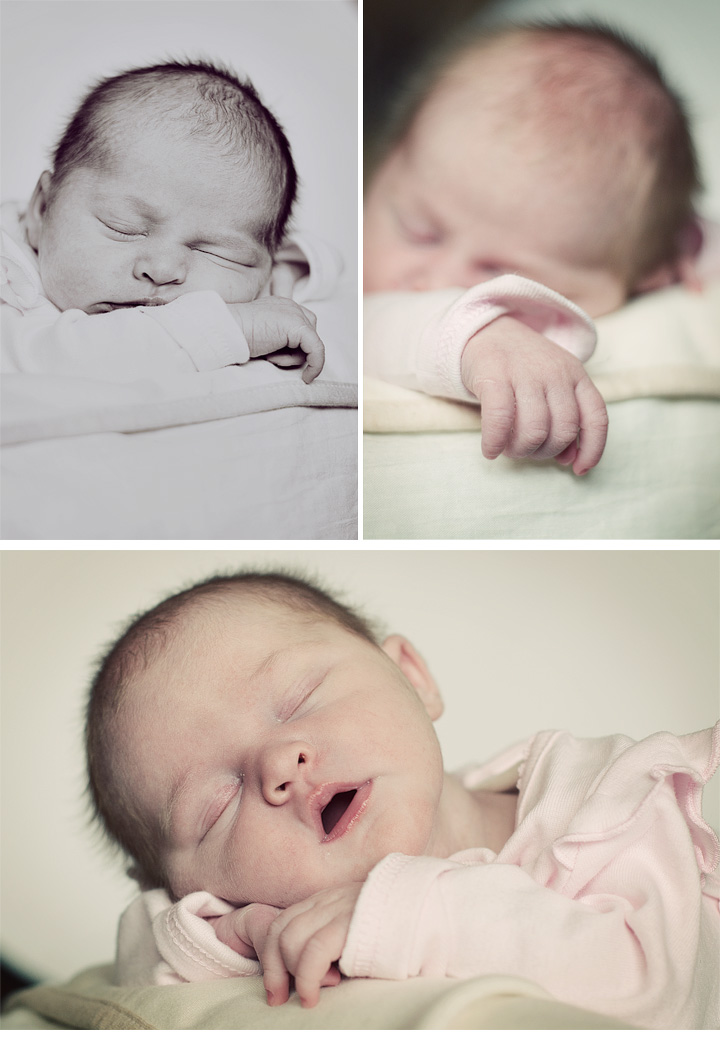 New Born Baby Photography { Baby Zoe }