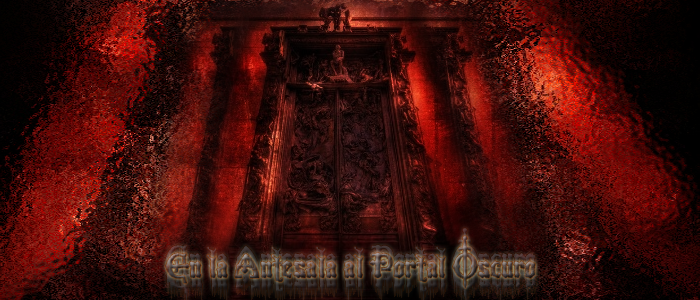 En la antesala al Portal Oscuro