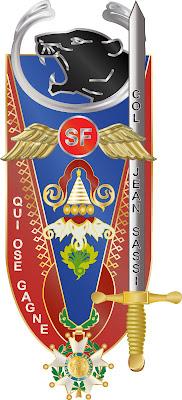 SASSI Jean colonel - Soldat de légende - Page 2 Pucelle+4eme+Bat+St-Cyr+-+COL+Sassi