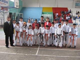 karatecas campeones