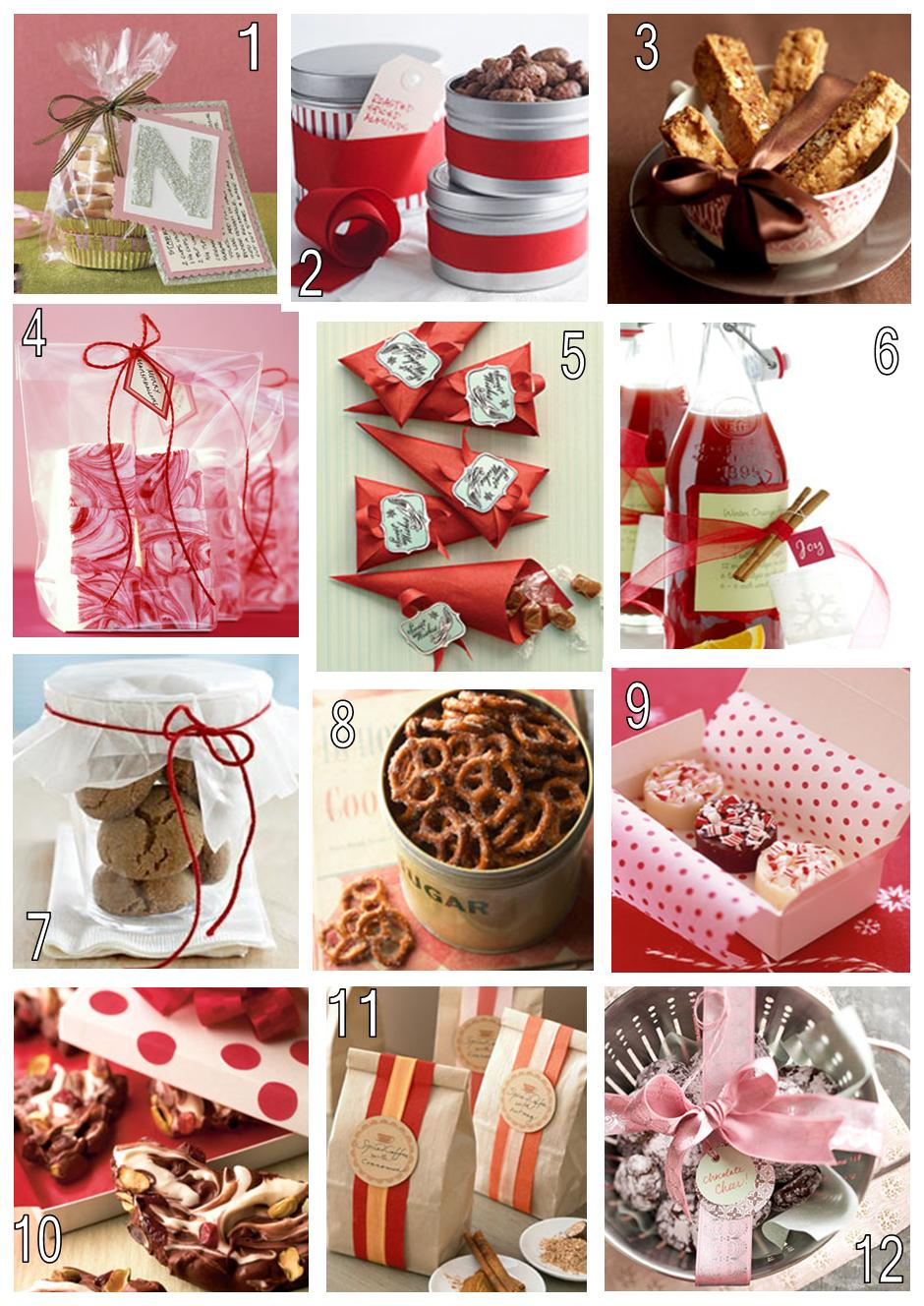 Food Gifts To Make
