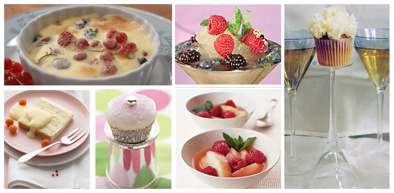 New Year's Dessert Recipes