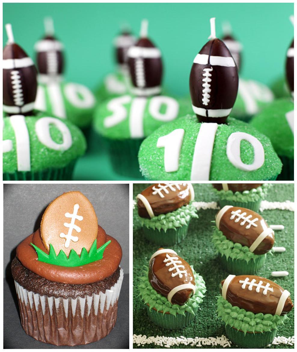 Cupcake Football