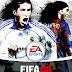 Portada desvelada para FIFA 08