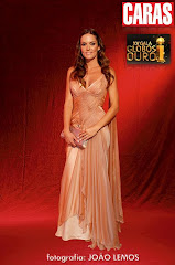 "Diana Chaves na ""XV Gala dos Globos de Ouro"""