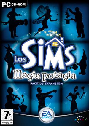 Los Sims Magia Potagia Expansion Full