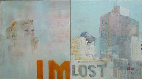 I M lost