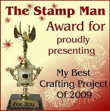 THE STAMP MAN AWARD!!!