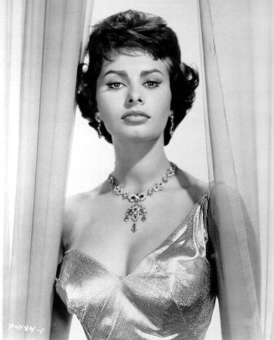 sophia loren guess. Fashion Icon - Sophia Loren
