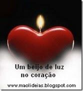 Um Bjo d Luz no Seu Coração