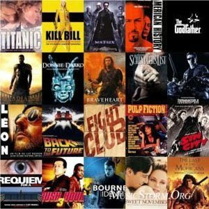 The Top Ten Movies of All Time
