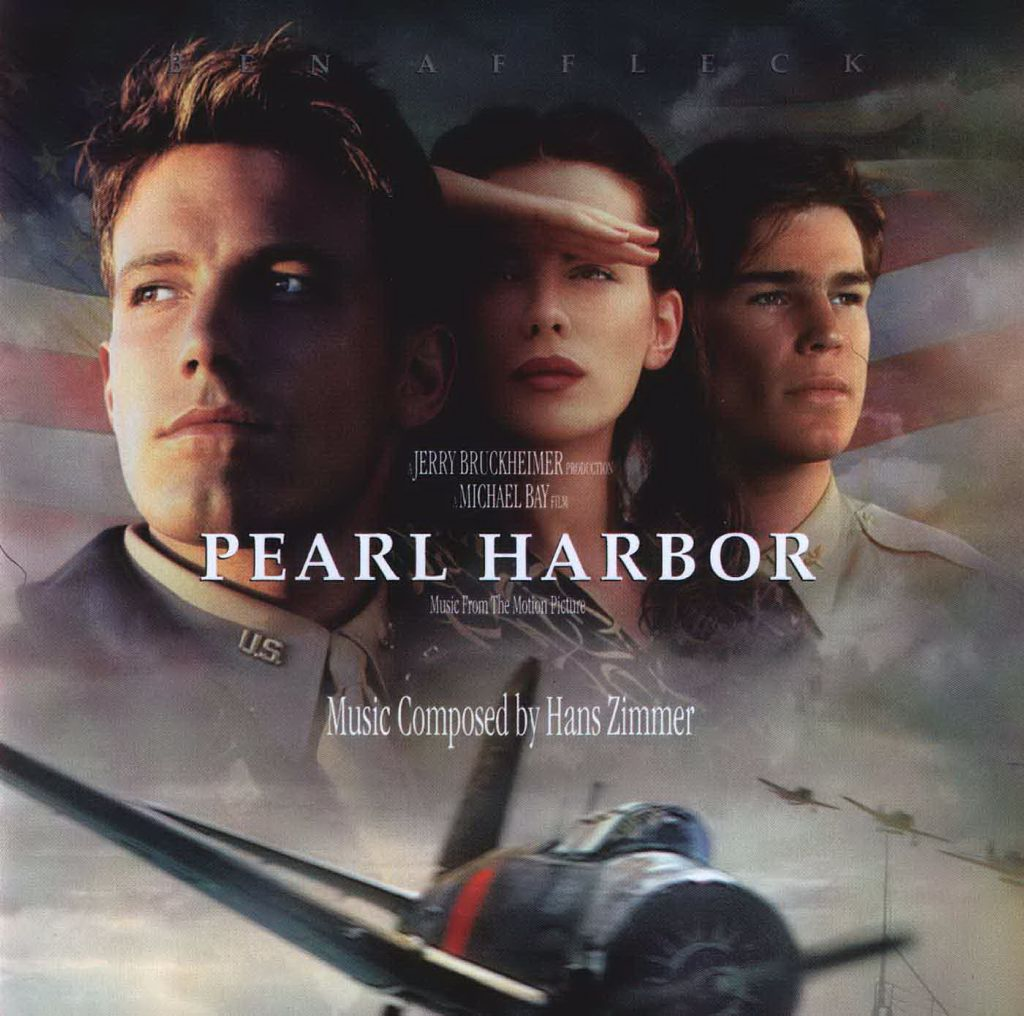 la pelicula pearl harbour: