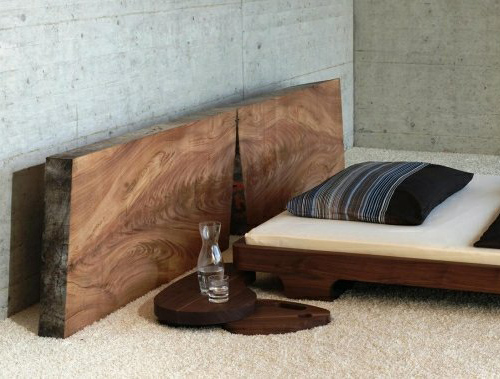 Modern Wooden Beds : Contemporary Solid Wood Bed, the Dream ~ Home-4us