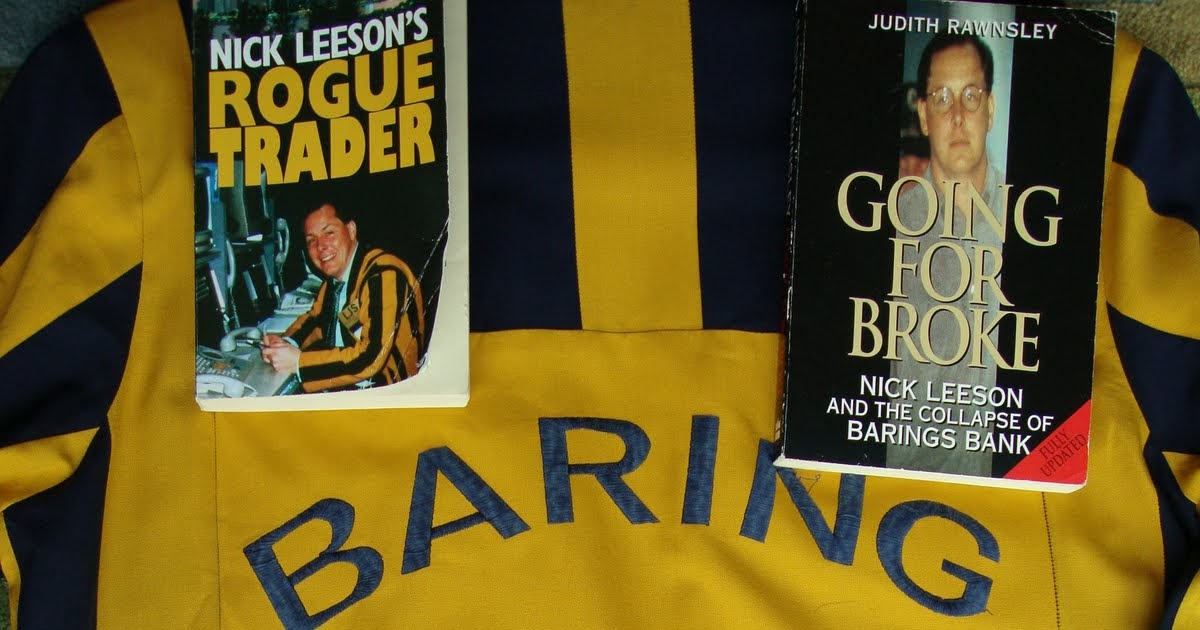 an analysis of the collapse of barings bank and the actions of nick leeson In 1993, nick leeson was appointed general manager of the bank's barings futures subsidiary appointed in singapore in this capacity, he was able to conceal his unauthorised trading activities for over a year because he managed both the trading and back office functions.