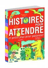 Histoires pour attendre et petits jeux pour patienter - les dinosaures.