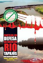 Cartilha em Defesa da Bacia do rio Tapajós