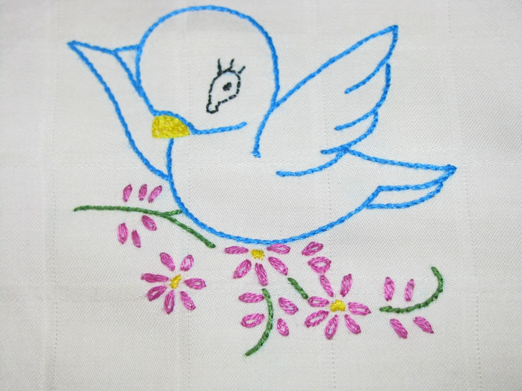 Lovely Life Beginner39s Hand Embroidery
