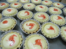 Cheese Tart (1 set -25pcs) RM35