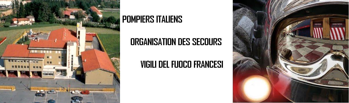 Secours entre France et Italie